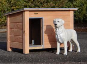 Niche pour chien Ferro Douglas, isolée 129x85x85 cm