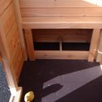 Grand nichoir pour vos poules