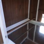 Des perches au nichoir