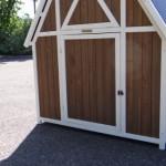 Poulailler Pip - Porte du nichoir