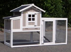Poulailler Joas avec enclos et pondoir