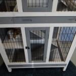 Cage intérieure Beau - Des tiroirs
