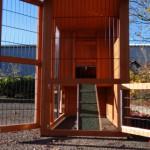 avec des portes larges et facile à utiliser