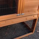 Poulailler en bois pour votre jardin